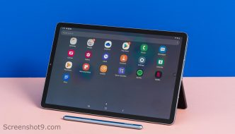 How to screenshot on a Samsung Galaxy Tablet