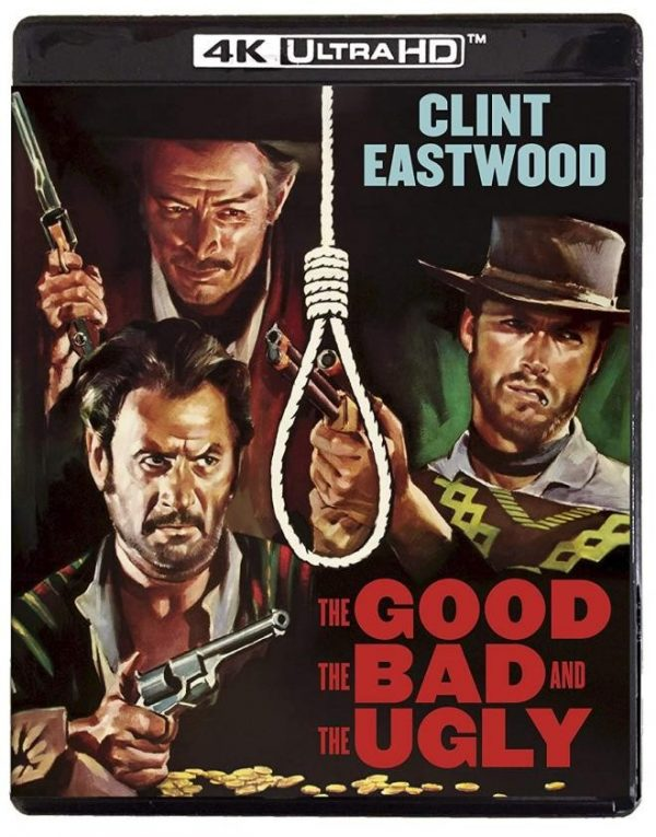 4K Ultra HD Review – The Good, the Bad & the Ugly (1966)