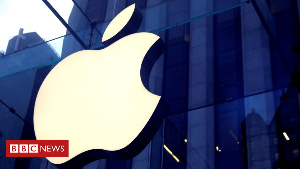 Apple profits double as it squares up to Facebook