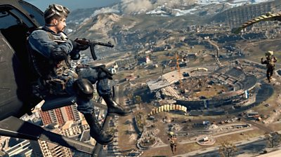 Call of Duty: Warzone goes back to the 1980s