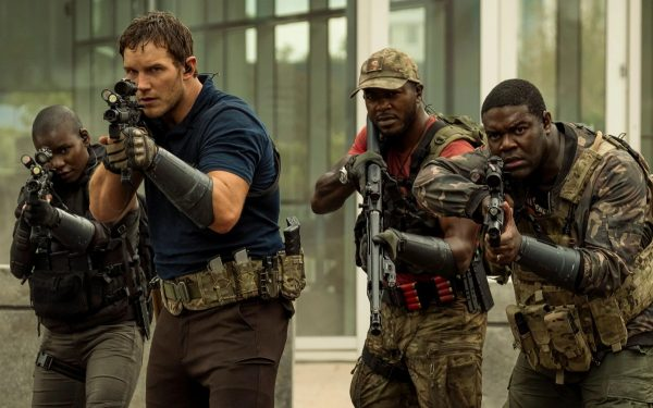 Chris Pratt enlists in The Tomorrow War in first trailer for sci-fi action film