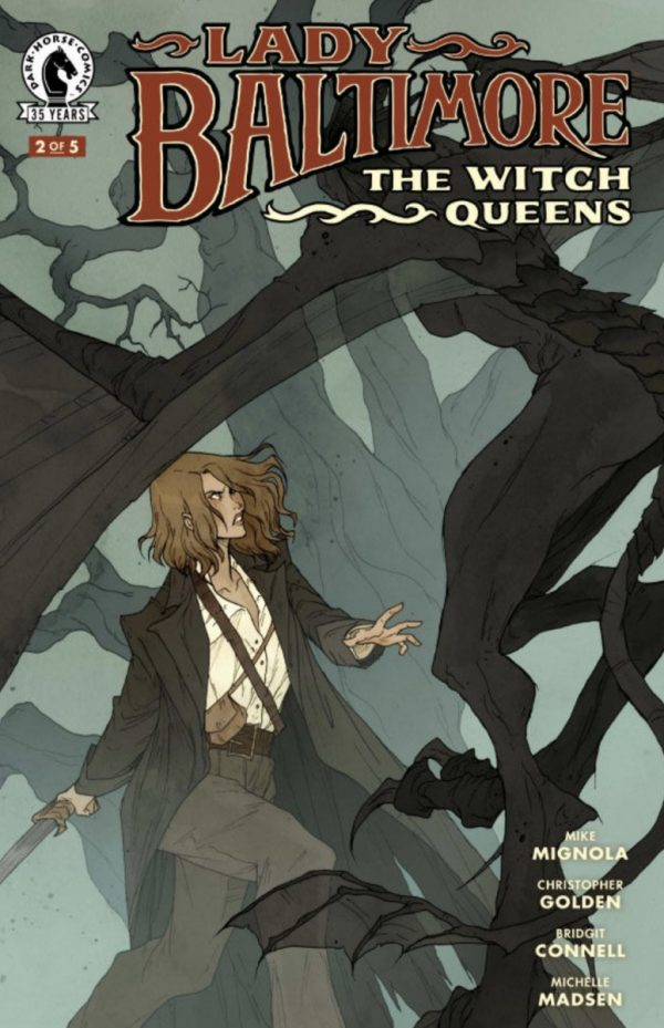 Comic Book Review – Lady Baltimore: The Witch Queens #2