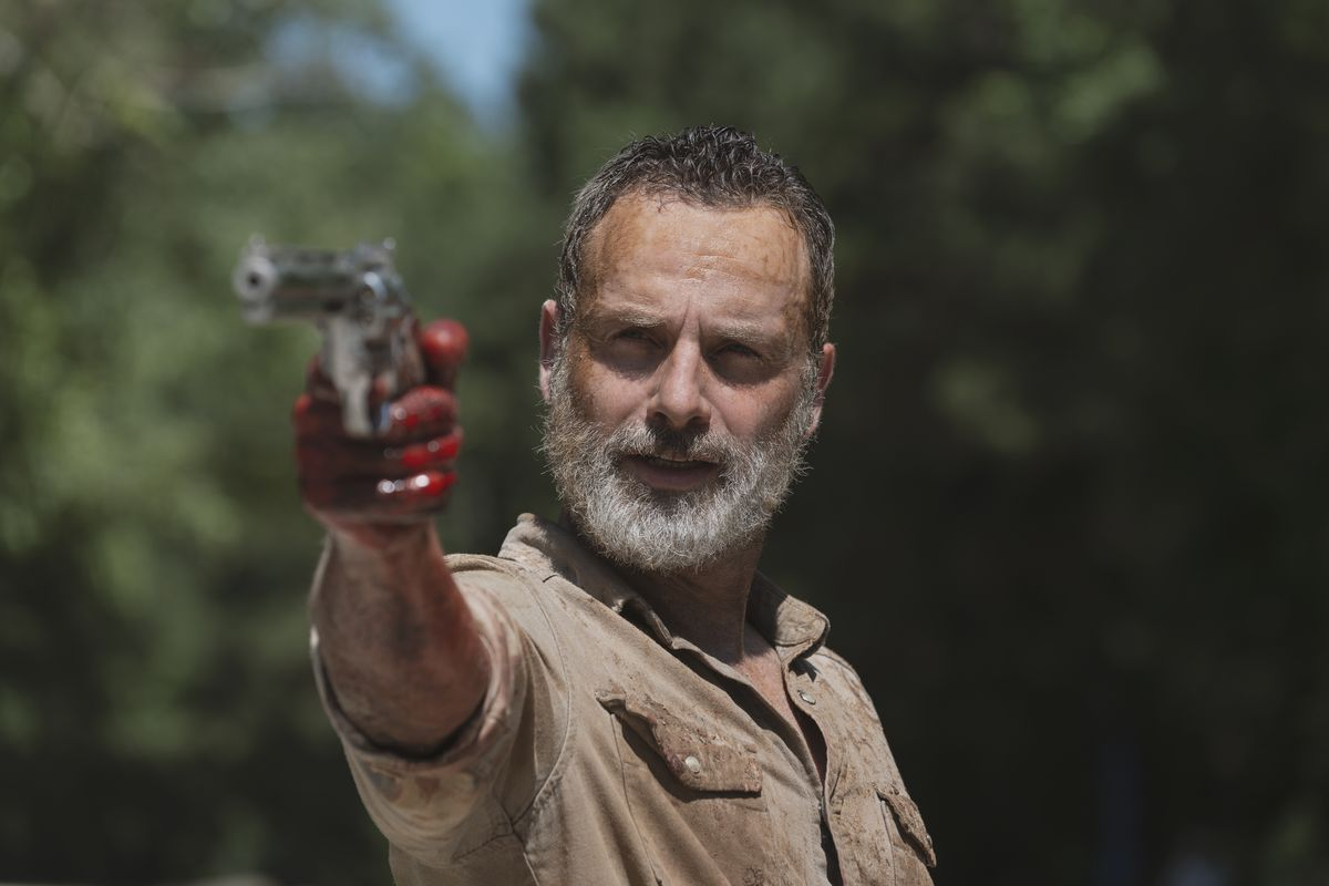 Could The Walking Dead Series Finale Bring Back Rick Grimes?