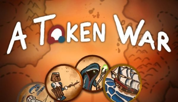 Deck-building turn-based strategy A Token War coming to Steam next week