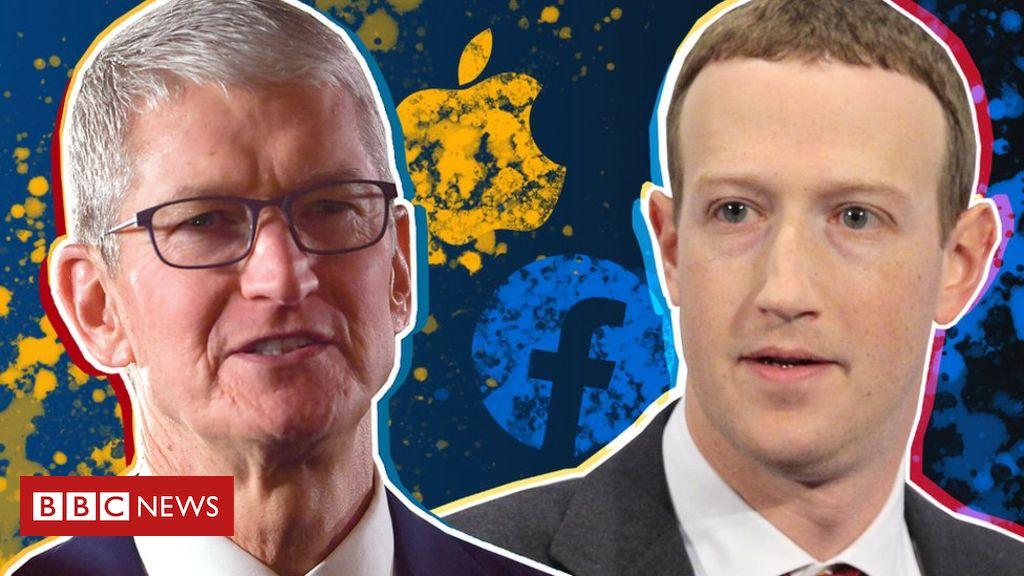 Facebook v Apple: The ad tracking row heats up