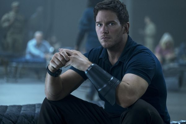 First images from The Tomorrow War starring Chris Pratt