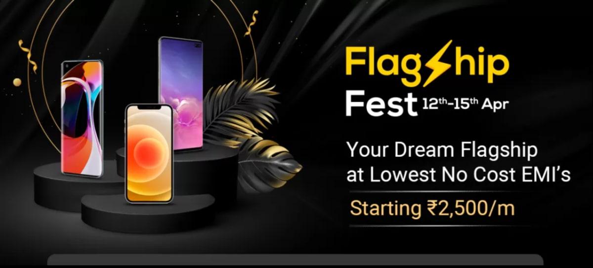 Flipkart Flagship Fest Sale Begins: iPhone 12, LG Wing, Xiaomi Mi 10T, and More Get Deals and Discounts