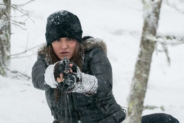 Gina Carano stars in UK trailer for action thriller Daughter of the Wolf