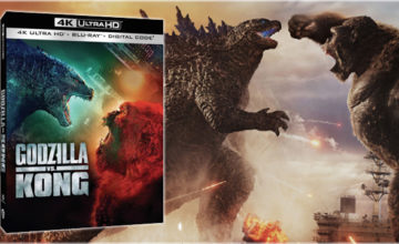 'Godzilla vs Kong' 4K Blu-ray and DVD Release Date Rumor