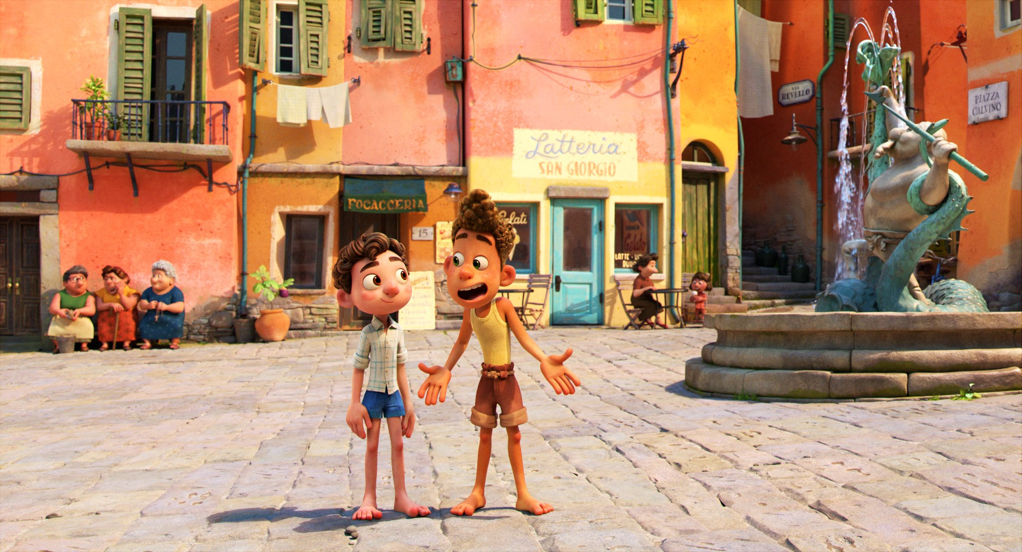 How Luca Became the First Pixar Movie Made at Home