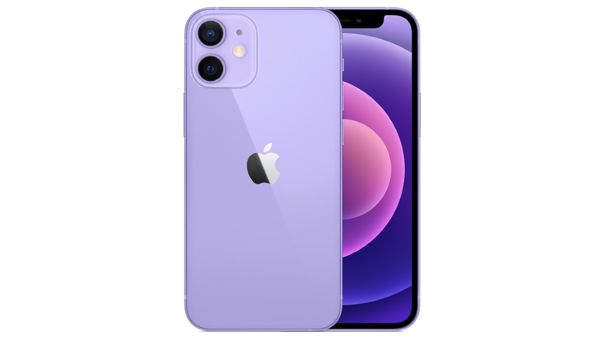 iPhone 12, iPhone 12 mini in Purple Colour Now Available in India; AirTag Goes on Sale as Well