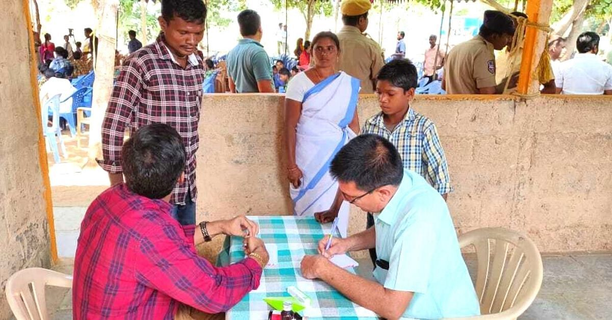 IPS Officer Helps 5000 Telangana Tribals Get Access To Medical Aid Worth Rs 7 Lakh