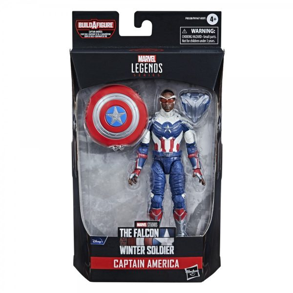 Marvel's Disney+ series get a wave of Marvel Legends action figures from Hasbro