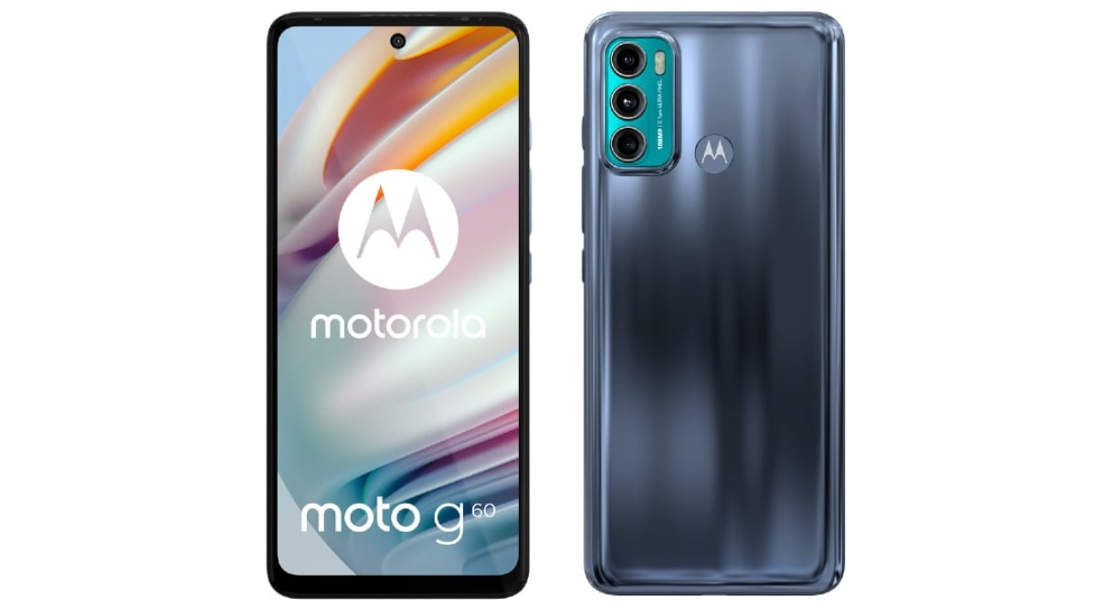 Moto G60 Tipped to Feature 108-Megapixel Sensor in Its Triple Rear Camera Setup