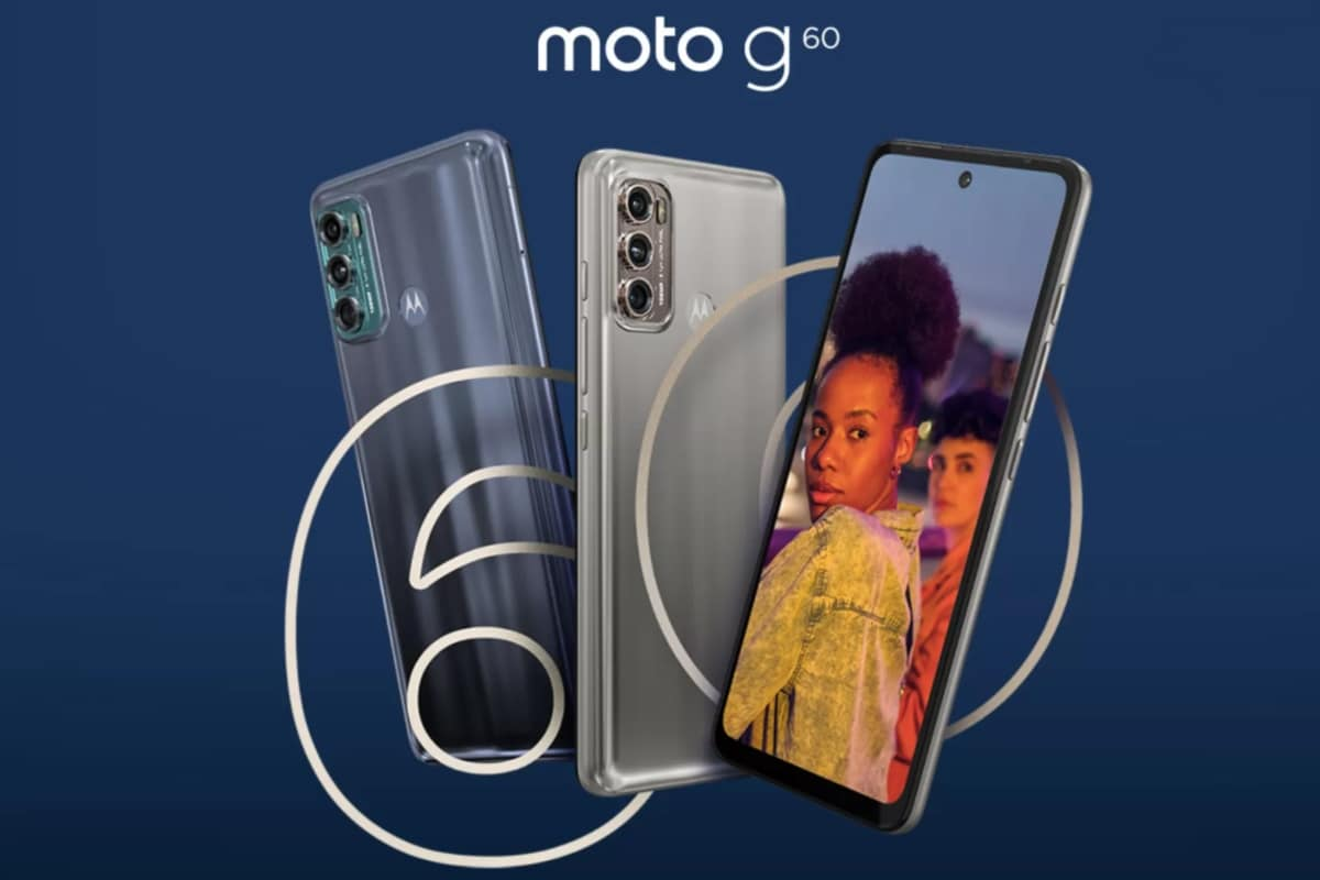 Moto G60 to Go on Sale in India Today for the First Time at 12 Noon: Price, Specifications