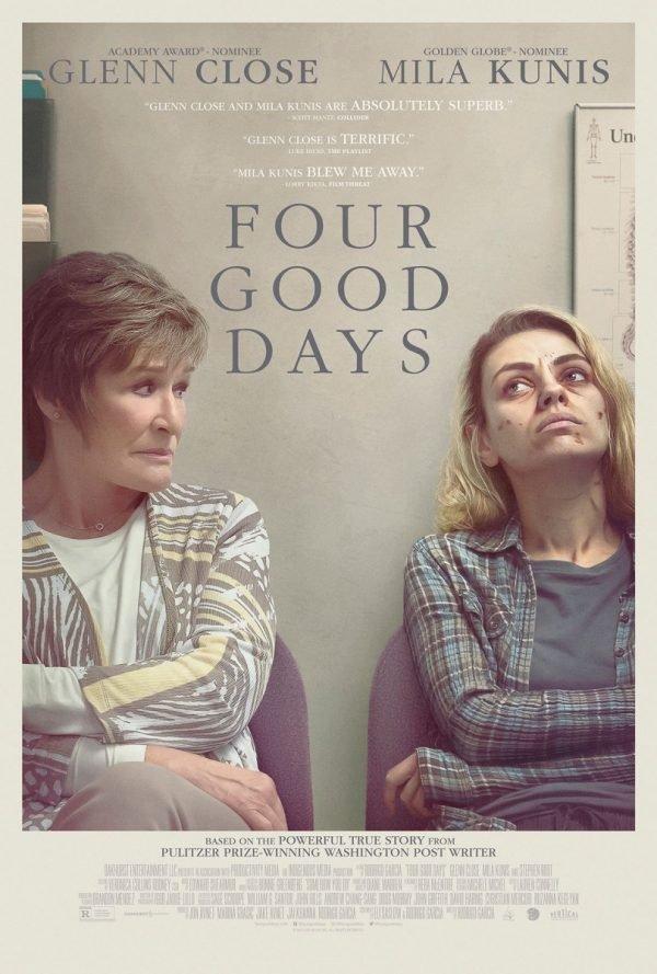 Movie Review – Four Good Days (2021)