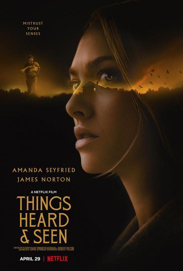 Movie Review – Things Heard & Seen (2021)