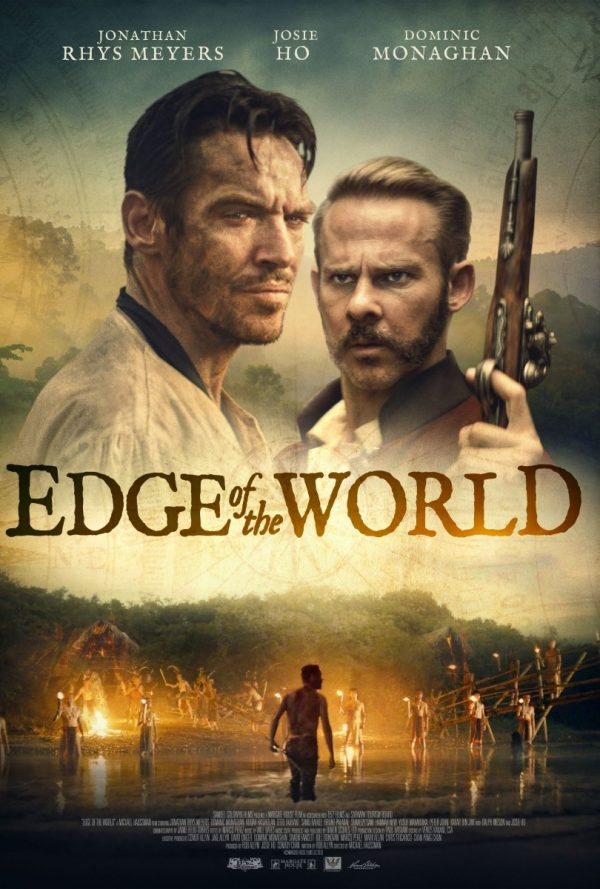 New trailer for Edge of the World starring Jonathan Rhys Meyers and Dominic Monaghan