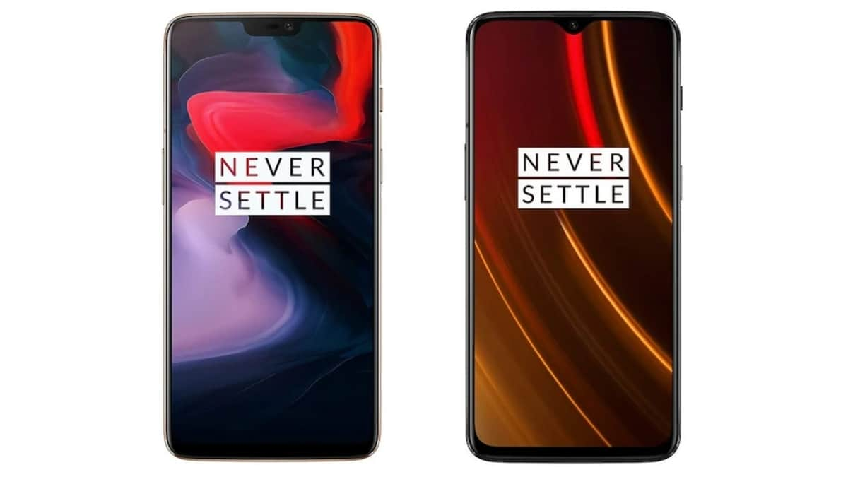 OnePlus 6, OnePlus 6T Receive OxygenOS 10.3.10 Update With April 2021 Android Security Patch