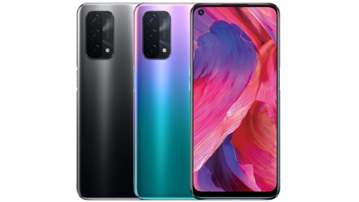 Oppo A74 5G With Triple Rear Cameras, Snapdragon 480 SoC Launched in India: Price, Specifications