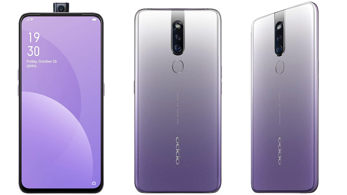 Oppo F11 Pro Getting Android 11-Based ColorOS 11 Update in India