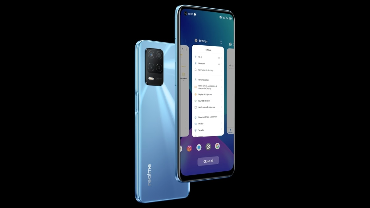 Realme 8 5G With MediaTek Dimensity 700 SoC, Triple Rear Cameras Launched: Price, Specifications