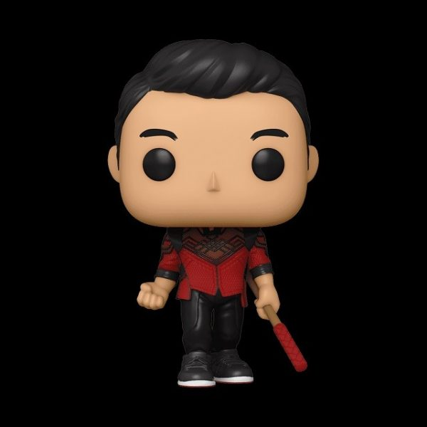 Shang-Chi and the Legend of the Ten Rings Funko Pop! Vinyl figures revealed