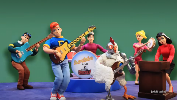 The Bleepin' Robot Chicken Archie Comics Special gets a trailer