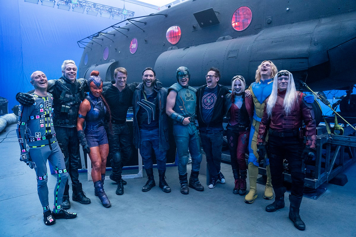 The Suicide Squad: James Gunn Talks the Creative Freedom of That R-Rating