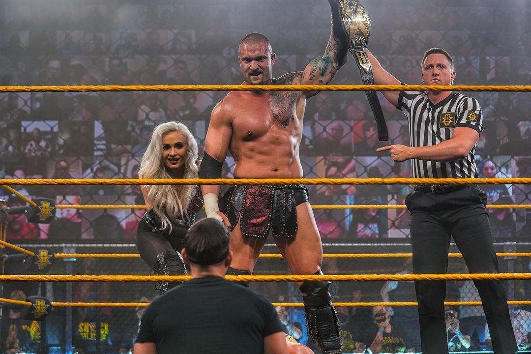 WWE Women ⭐, ar Scarlett, Karrion Kross, Johnny Gargano ⭐