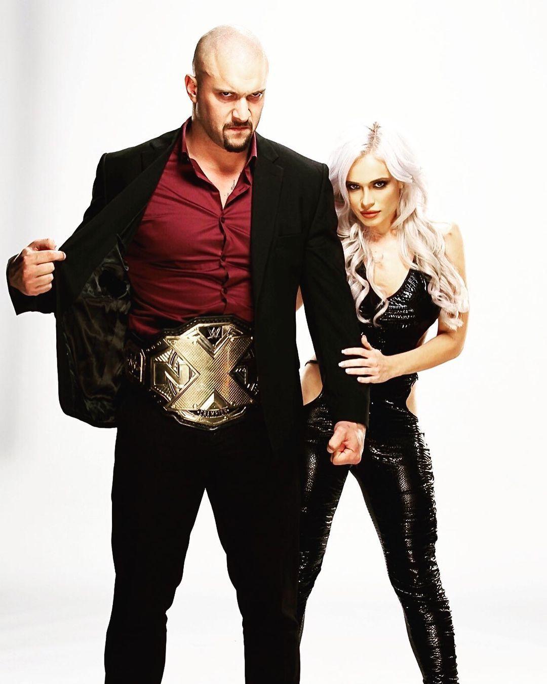 WWE Women 🌸, � Scarlett and Karrion Kross �