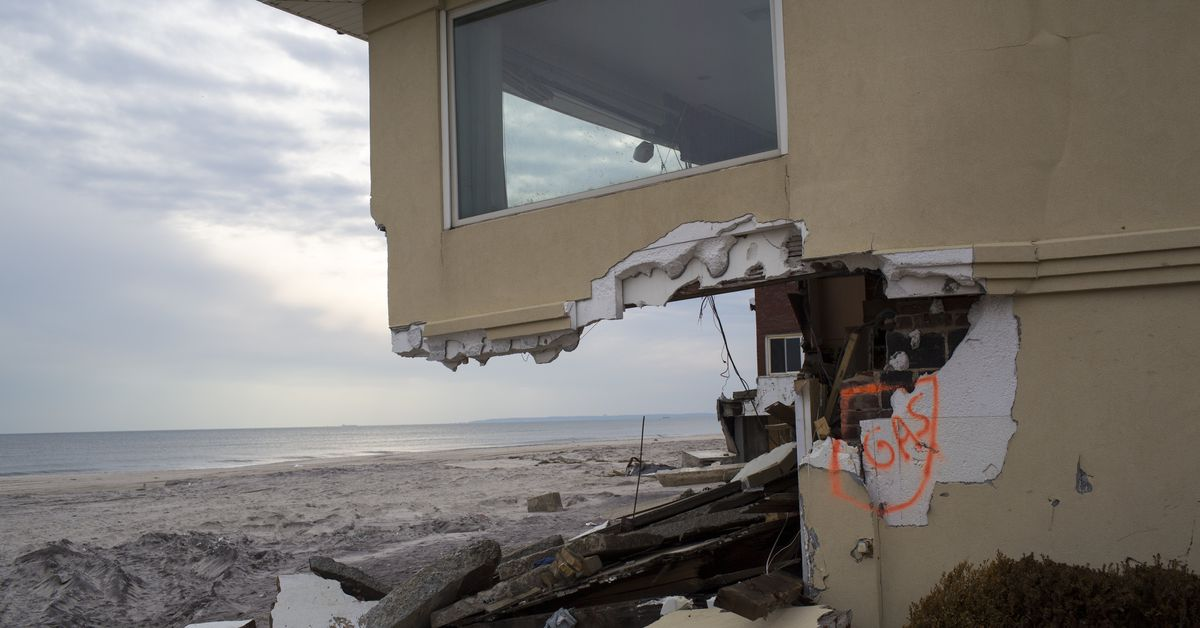 Hurricane Sandy was much worse because of climate change, according to the study