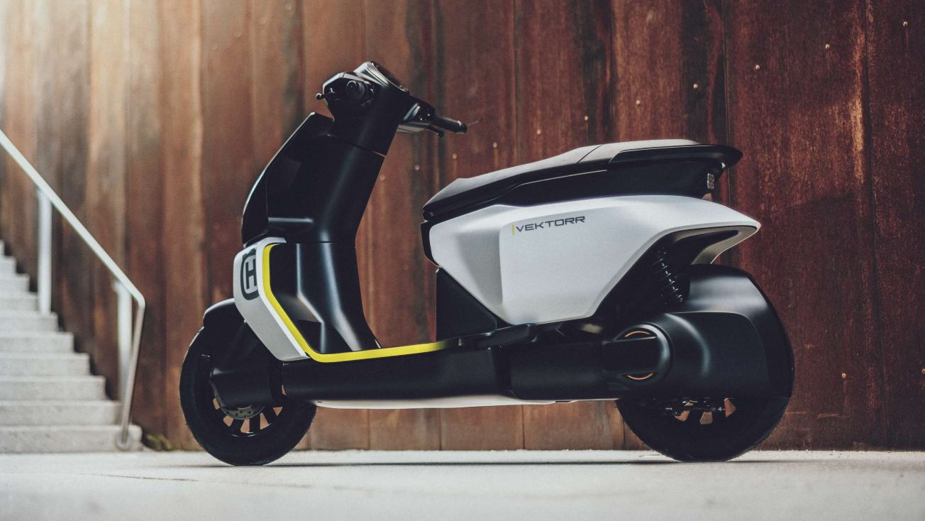 Husqvarna Vektorr is likely to be launched in India sometime in 2022. Photo: Husqvarna
