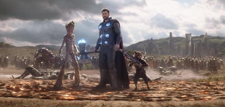 Fortnite Avengers Endgame crossover Thor burglar