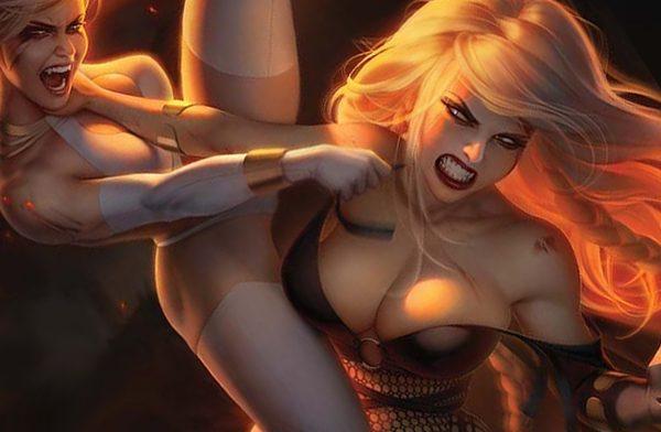 Comic Preview - Sacred Six # 9