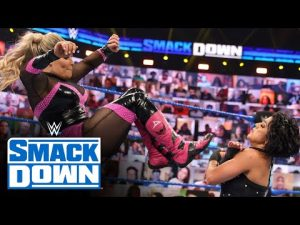 � �Women WWE - Six-Woman Tag Team Match SmackDown: May 21, 2021