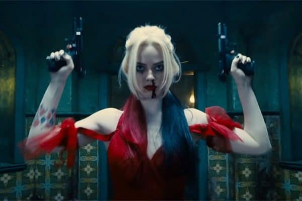 James Gunn thanks The Suicide Squad star Margot Robbie for teasing Harley Quinn