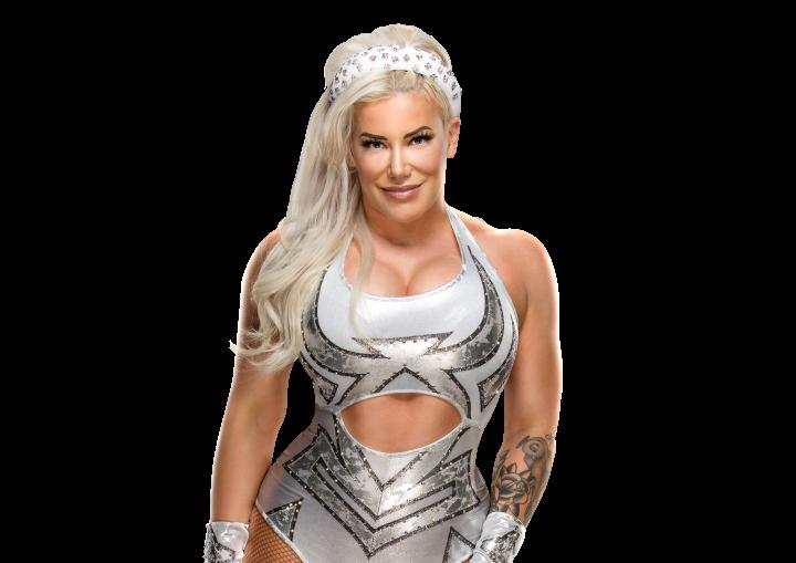 WWE women, WWE.com profile picture Franky Monet