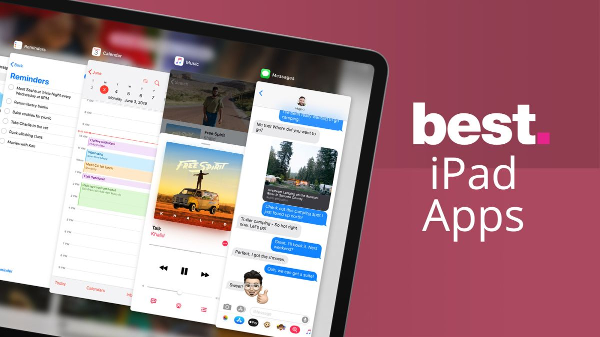 Top downloadable iPad apps: ready by 2021