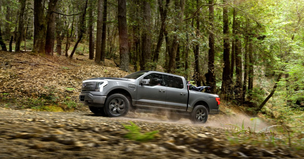 Ford F-150 Lightning revealed: an electric truck for the masses
