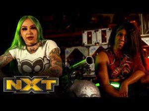 Shotzi Blackheart & amp;  Ember Moon wants the names of the NXT women's tag teams back at WWE NXT: May 18, 2021