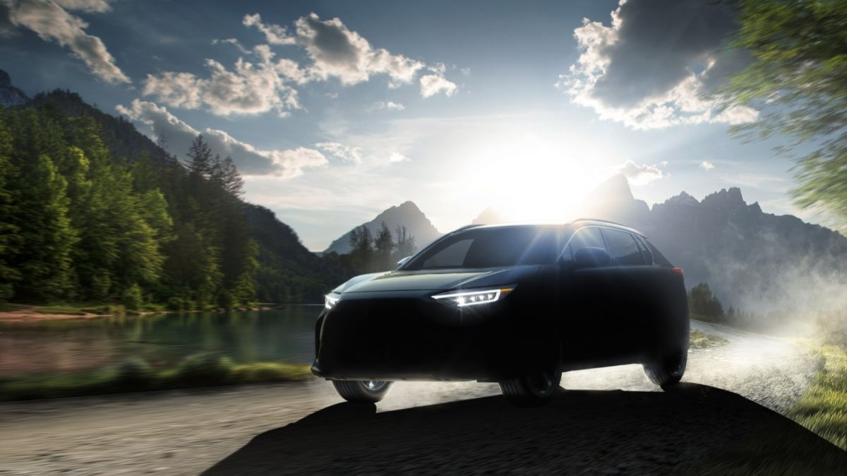 Subaru's first electric car is inspired by the sun - but does it come with solar energy?