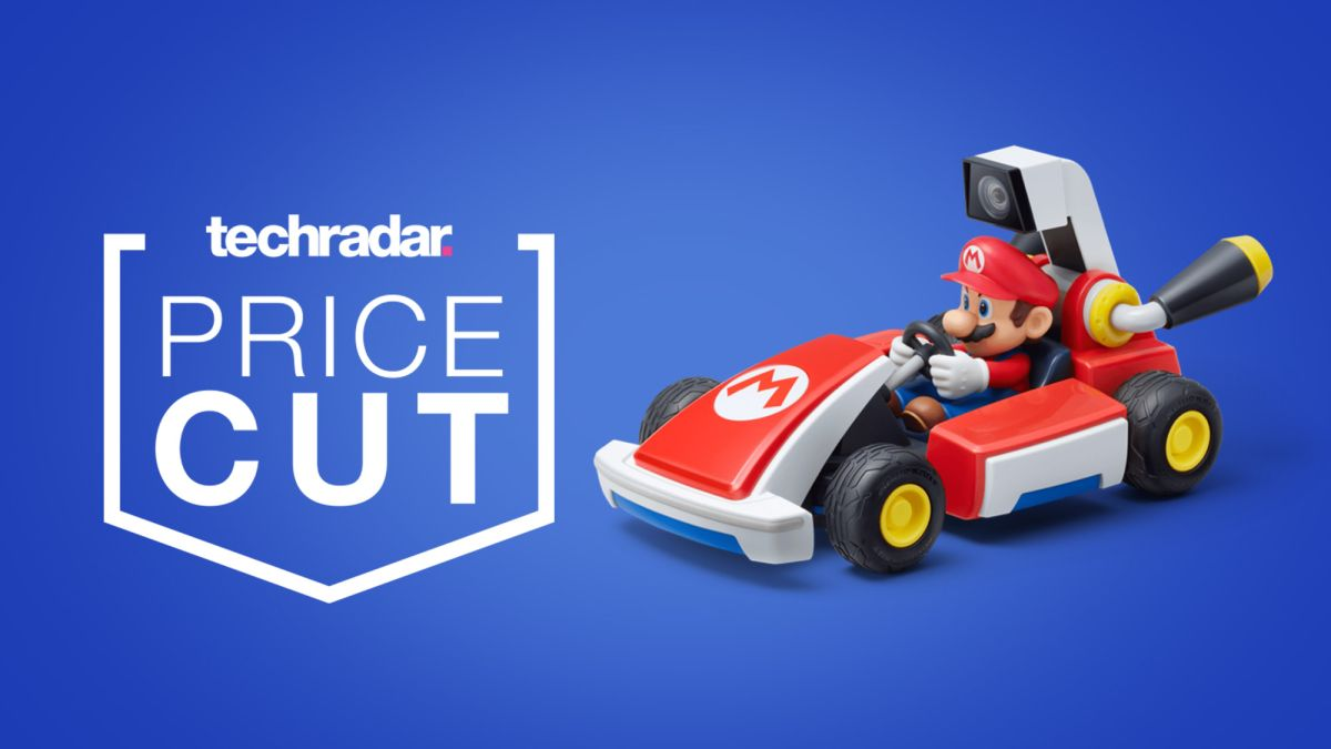 Mario Kart Live: Home Circuit drops to the lowest price yet on Amazon's Nintendo Switch deals