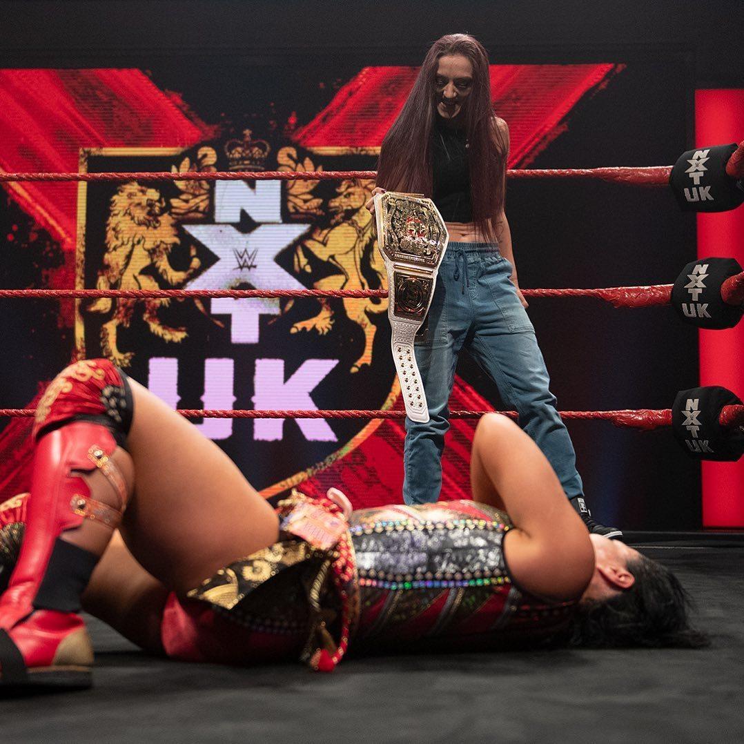 WWE Women 🌸, � Kay Lee Ray and Meiko Satomura �