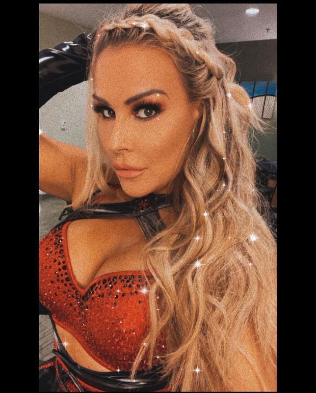 WWE Women 🌸, Natalya 💞