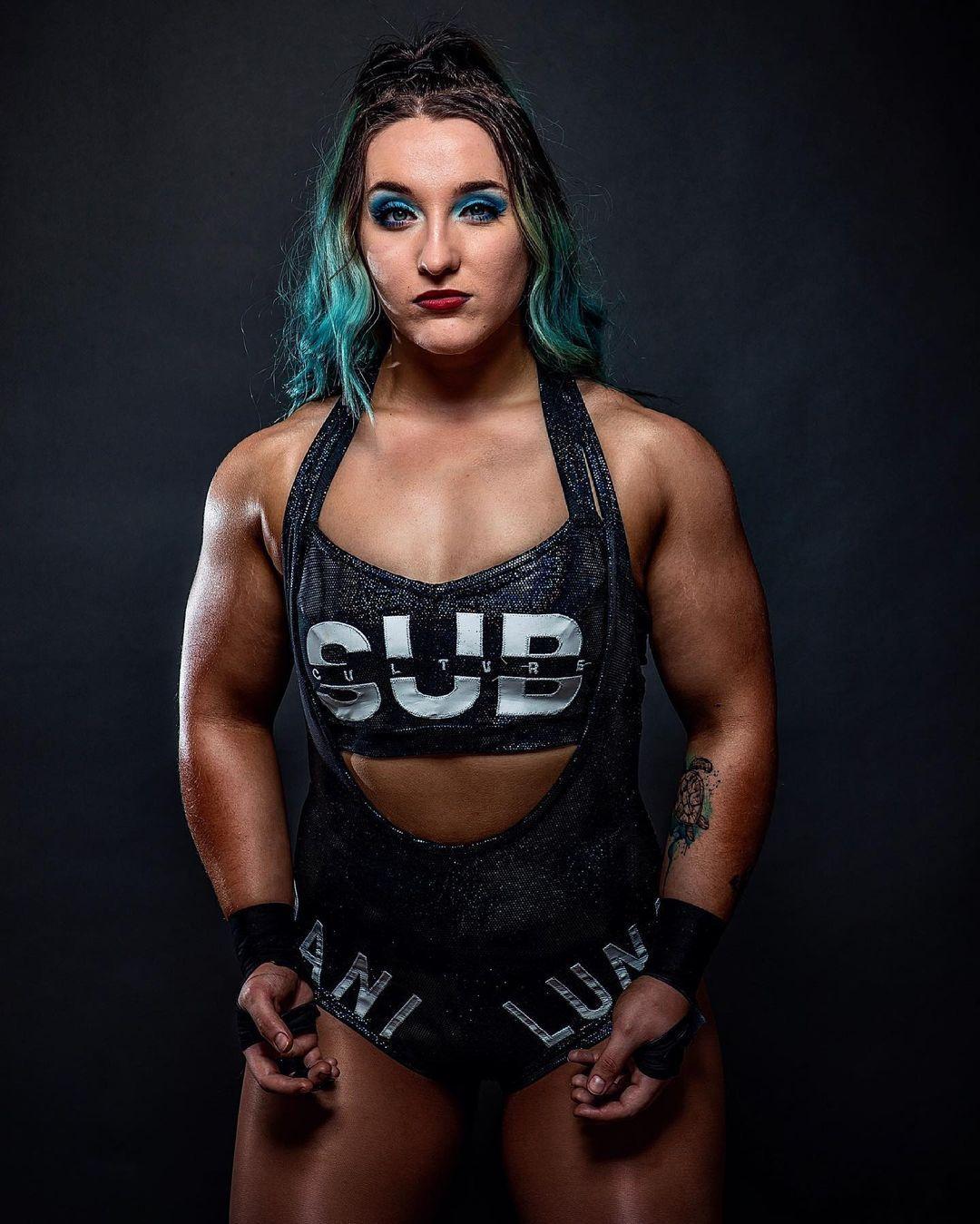 WWE Women 🌸, ❇ Dani Luna ❇