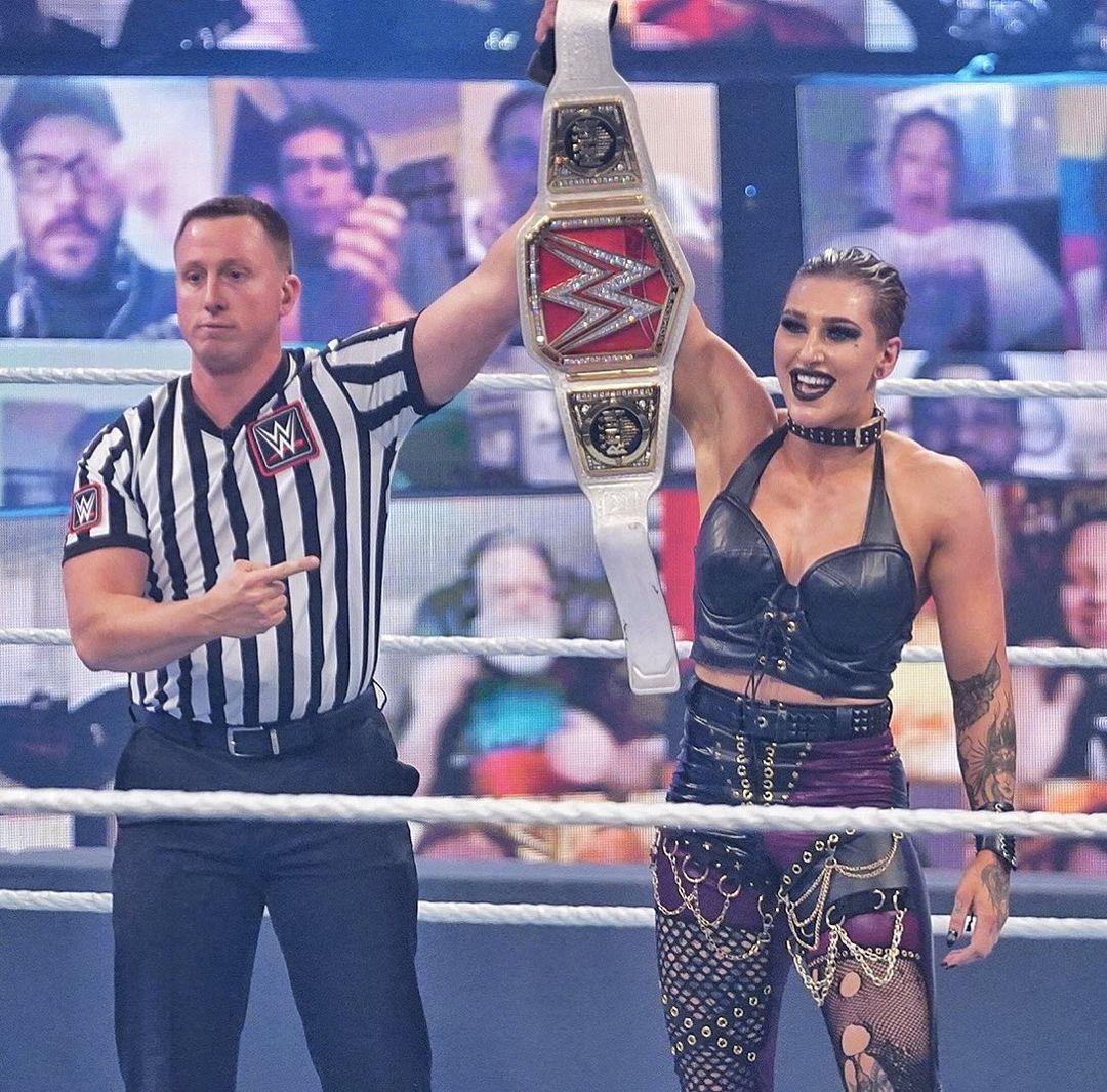 WWE Women 🌸, � Rhea Ripley �