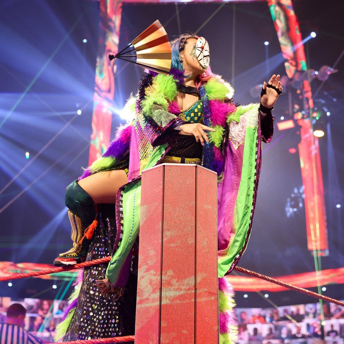 WWE Women, Asuka: Raw 24.5.21