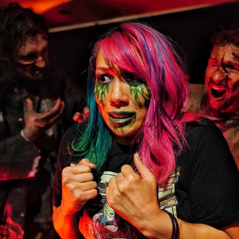 WWE Women 🌸, Asuka uka