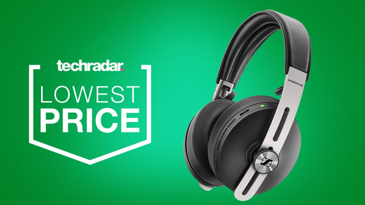 Fast - these Sennheiser noise-canceling headphones have got the lowest price